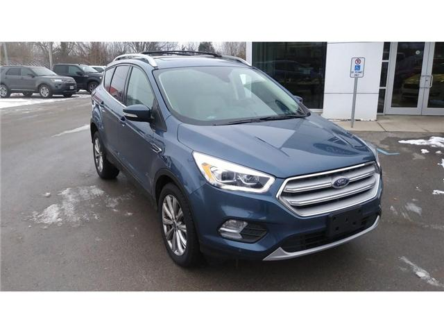 2018 Ford Escape Titanium (Stk: P0315) in Bobcaygeon - Image 2 of 25