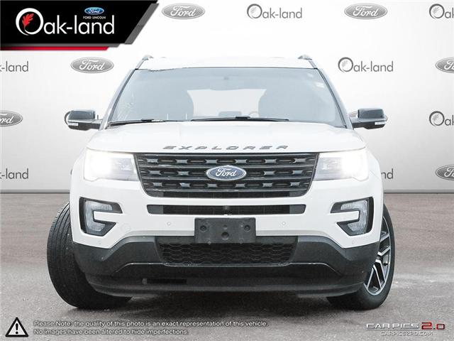 2016 Ford Explorer Sport (Stk: R3383) in Oakville - Image 2 of 26