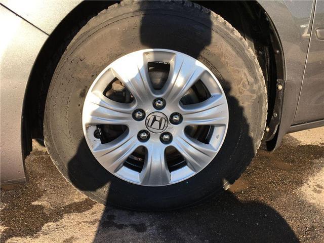 2009 Honda Odyssey EX PWR SLIDING DOORS, ALLOYS, ROOF RACK, 8 PASS, A (Stk: 42543A) in Brampton - Image 2 of 25