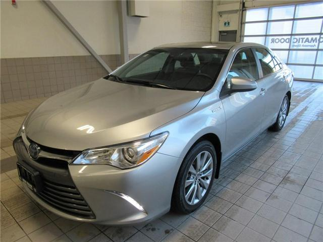 2016 Toyota Camry Hybrid XLE (Stk: 77491A) in Toronto - Image 2 of 18