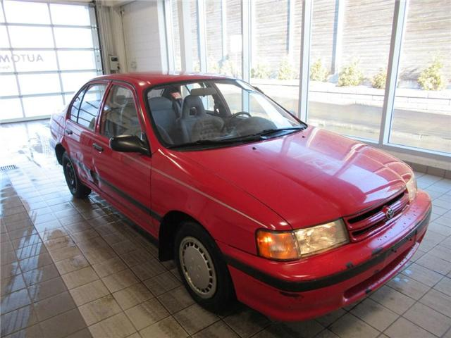 1993 Toyota Tercel - (Stk: 15847A) in Toronto - Image 1 of 13