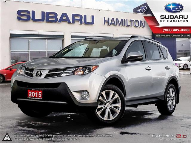 2015 Toyota RAV4 Limited (Stk: S7372A) in Hamilton - Image 1 of 25