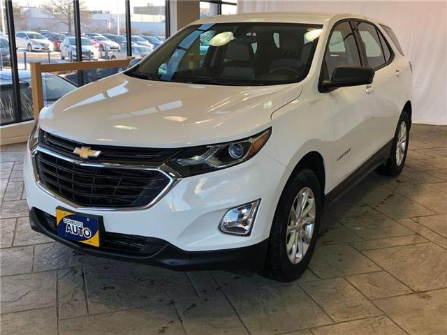 2018 Chevrolet Equinox LS (Stk: 123005) in Milton - Image 3 of 37