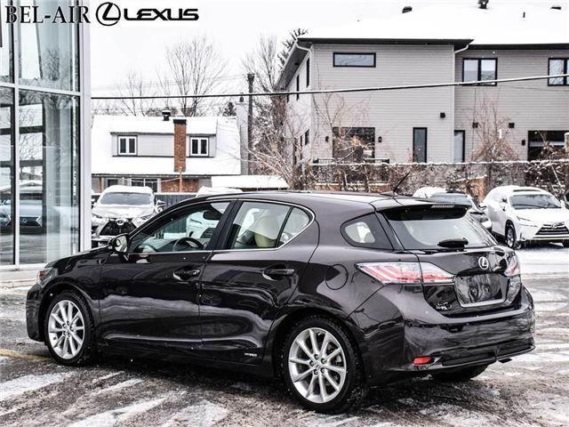 2013 Lexus CT 200h Base (Stk: 96903B) in Ottawa - Image 4 of 30