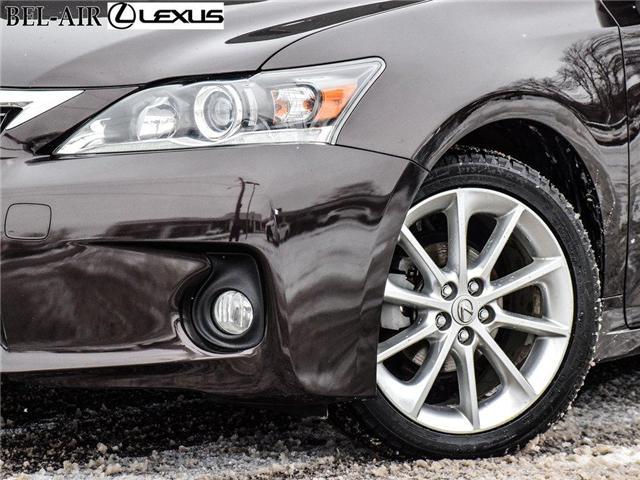 2013 Lexus CT 200h Base (Stk: 96903B) in Ottawa - Image 7 of 30