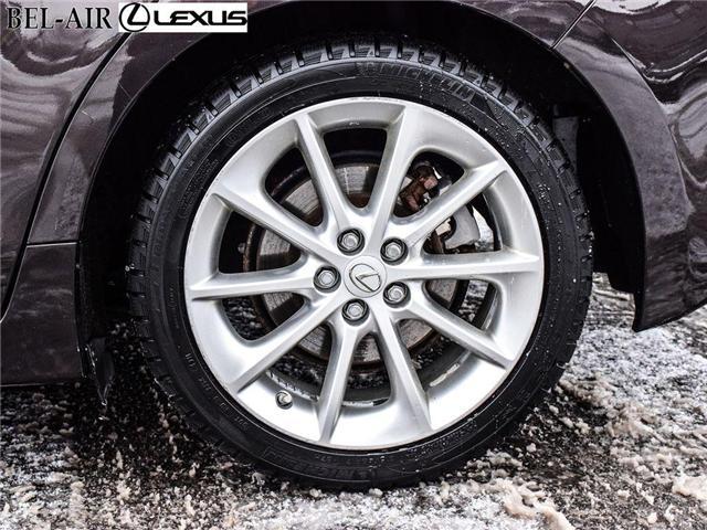2013 Lexus CT 200h Base (Stk: 96903B) in Ottawa - Image 9 of 30