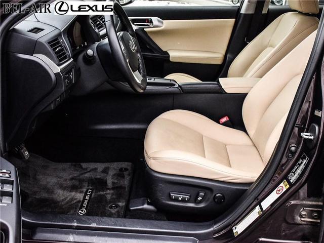 2013 Lexus CT 200h Base (Stk: 96903B) in Ottawa - Image 14 of 30