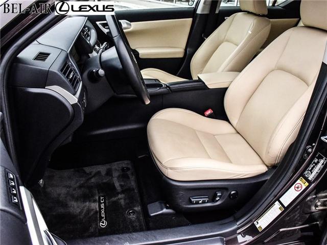 2013 Lexus CT 200h Base (Stk: 96903B) in Ottawa - Image 15 of 30