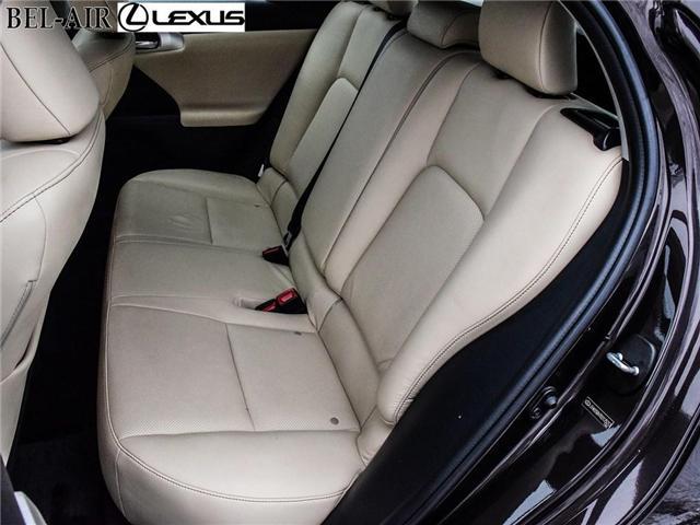 2013 Lexus CT 200h Base (Stk: 96903B) in Ottawa - Image 16 of 30