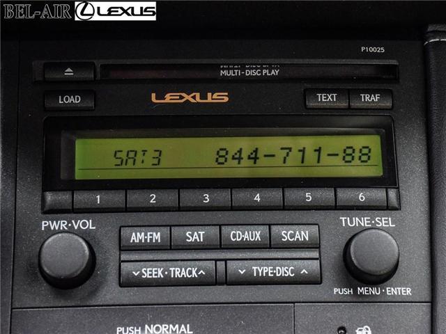 2013 Lexus CT 200h Base (Stk: 96903B) in Ottawa - Image 17 of 30