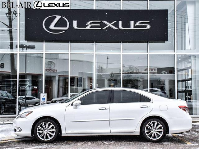 2011 Lexus ES 350 Base (Stk: L0357) in Ottawa - Image 3 of 30