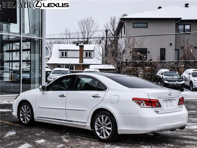 2011 Lexus ES 350 Base (Stk: L0357) in Ottawa - Image 4 of 30