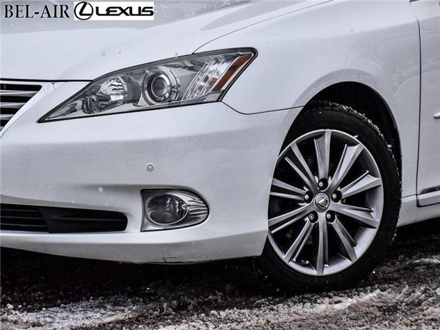 2011 Lexus ES 350 Base (Stk: L0357) in Ottawa - Image 8 of 30