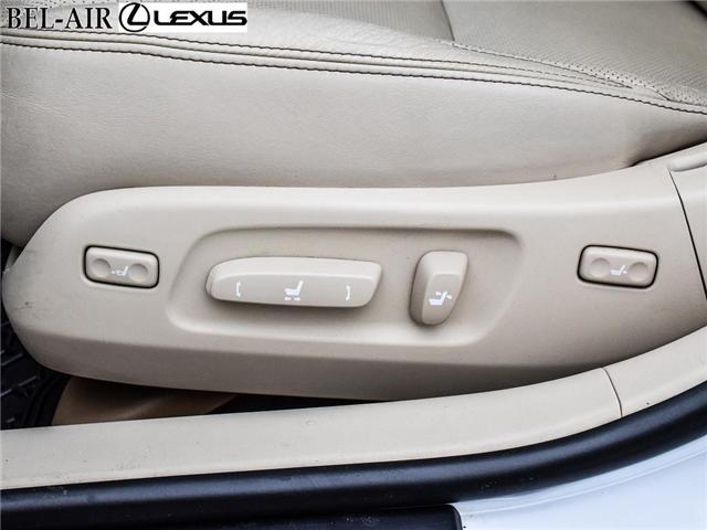 2011 Lexus ES 350 Base (Stk: L0357) in Ottawa - Image 12 of 30