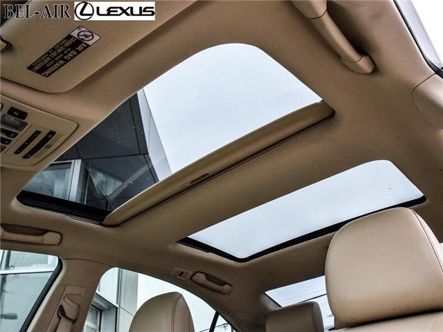 2011 Lexus ES 350 Base (Stk: L0357) in Ottawa - Image 13 of 30