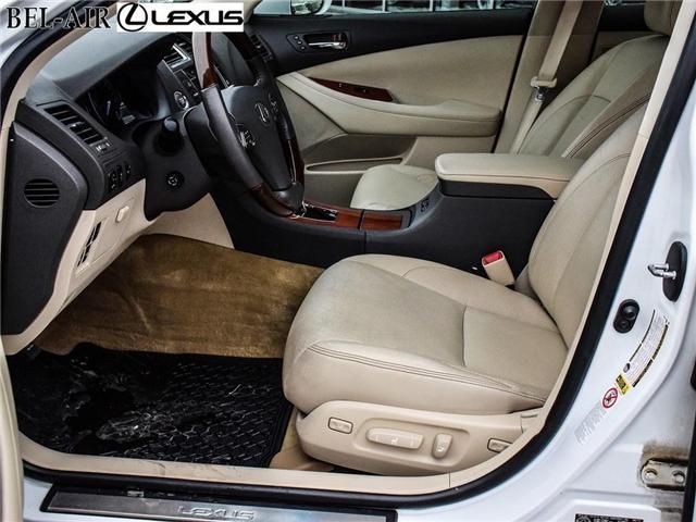 2011 Lexus ES 350 Base (Stk: L0357) in Ottawa - Image 16 of 30