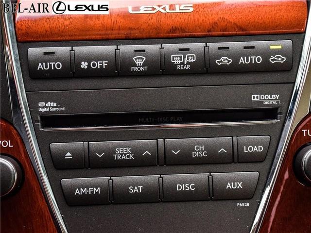 2011 Lexus ES 350 Base (Stk: L0357) in Ottawa - Image 20 of 30