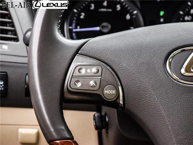 2011 Lexus ES 350 Base (Stk: L0357) in Ottawa - Image 21 of 30