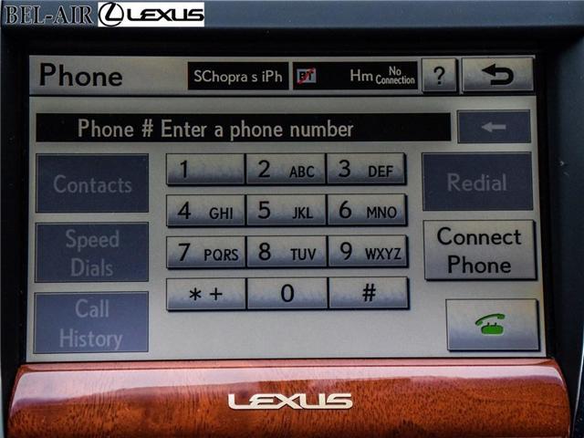 2011 Lexus ES 350 Base (Stk: L0357) in Ottawa - Image 30 of 30