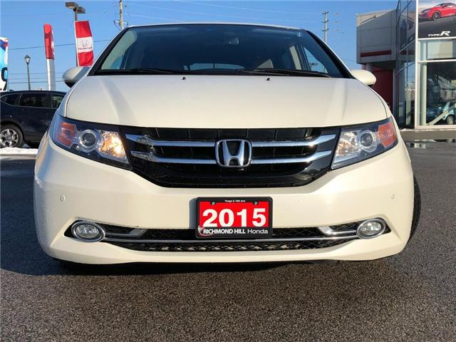 2015 Honda Odyssey Touring (Stk: 2070P) in Richmond Hill - Image 2 of 25