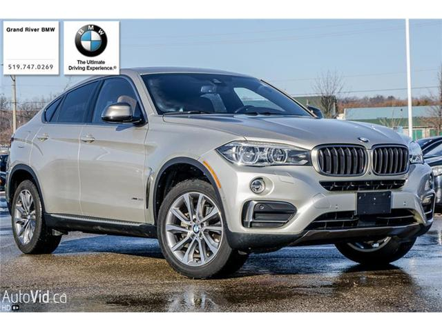 2016 BMW X6 xDrive35i (Stk: 50798A) in Kitchener - Image 1 of 22