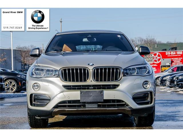 2016 BMW X6 xDrive35i (Stk: 50798A) in Kitchener - Image 2 of 22