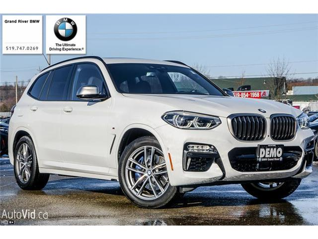 2018 BMW X3 M40i (Stk: 8000A) in Kitchener - Image 1 of 22