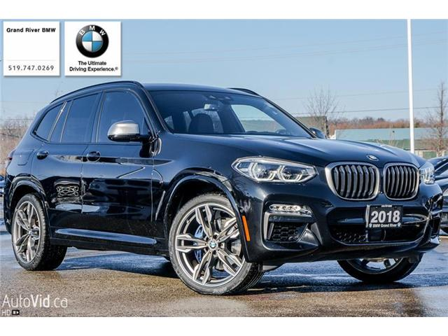 2018 BMW X3 M40i (Stk: PW4680) in Kitchener - Image 1 of 21