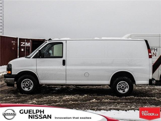 2018 GMC Savana 2500 Work Van (Stk: UP13541) in Guelph - Image 3 of 15