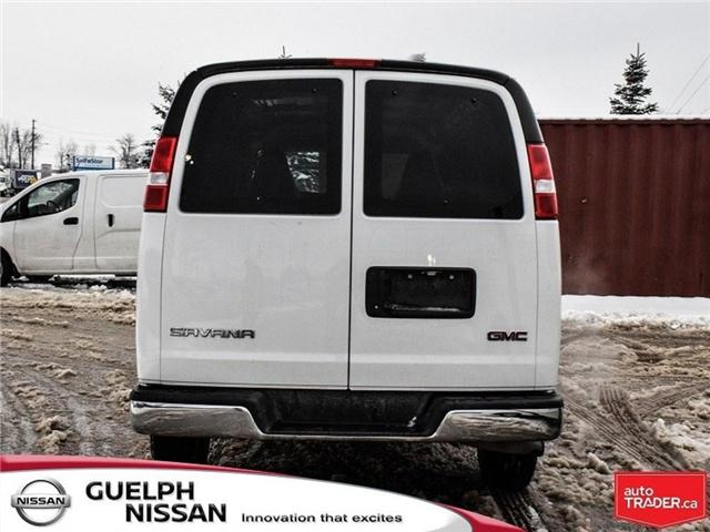 2018 GMC Savana 2500 Work Van (Stk: UP13541) in Guelph - Image 4 of 15