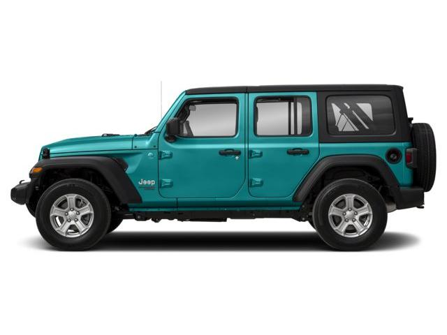 2019 Jeep Wrangler Unlimited  (Stk: 9415) in London - Image 2 of 9