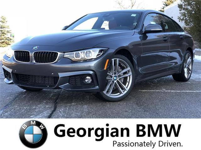 2019 BMW 430i xDrive Gran Coupe  (Stk: B19067) in Barrie - Image 1 of 21