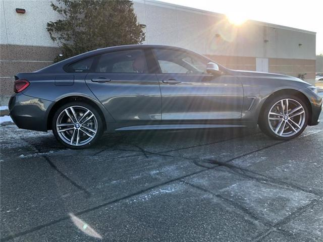 2019 BMW 430i xDrive Gran Coupe  (Stk: B19067) in Barrie - Image 9 of 21