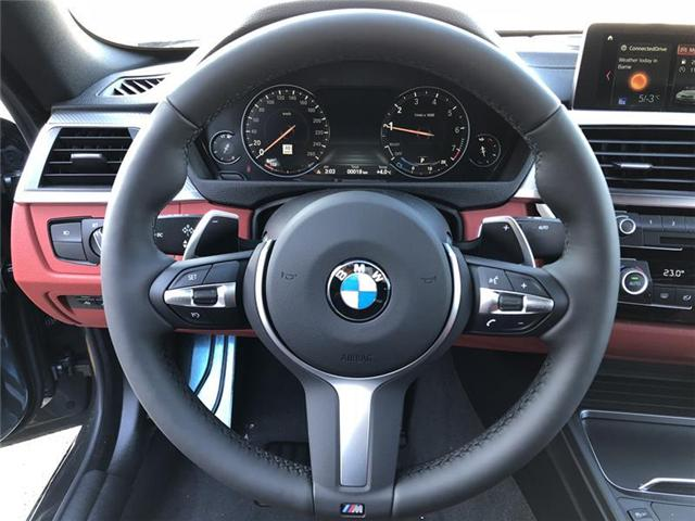 2019 BMW 430i xDrive Gran Coupe  (Stk: B19067) in Barrie - Image 12 of 21