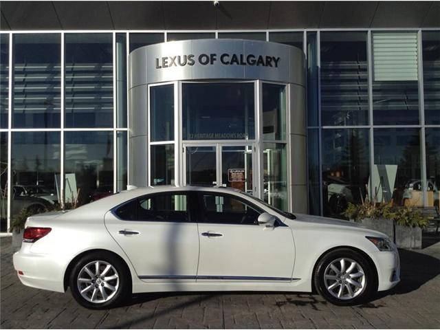 2015 Lexus LS 460 Base (Stk: 180410A) in Calgary - Image 1 of 12