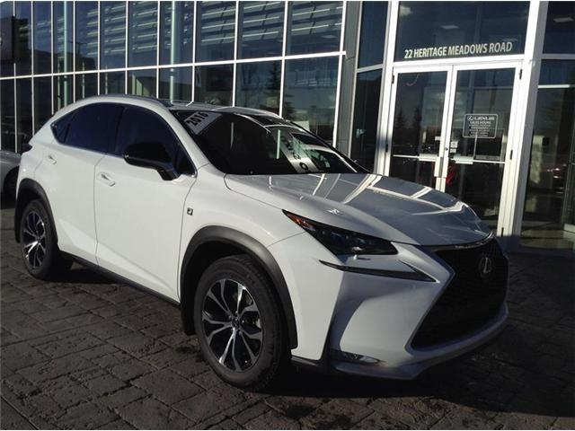 2016 Lexus NX 200t Base (Stk: 190217A) in Calgary - Image 2 of 7