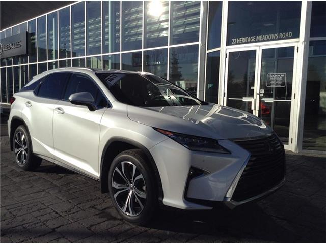 2017 Lexus RX 350 Base (Stk: 3884A) in Calgary - Image 2 of 13