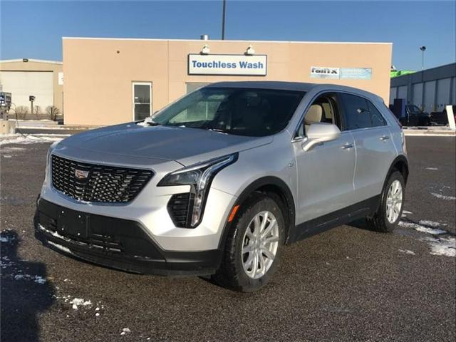 2019 Cadillac XT4 Luxury (Stk: F136288) in Newmarket - Image 1 of 21