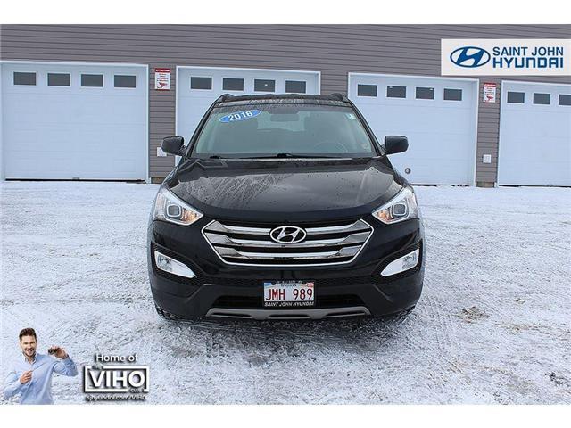 2016 Hyundai Santa Fe Sport 2.4 Premium (Stk: U1925A) in Saint John - Image 2 of 22
