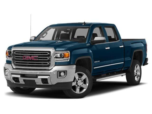 2015 GMC Sierra 2500HD SLT (Stk: 163061) in Brooks - Image 1 of 1