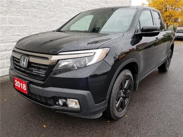 2018 Honda Ridgeline Black Edition (Stk: 18176) in Kingston - Image 2 of 30