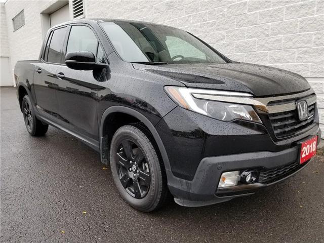 2018 Honda Ridgeline Black Edition (Stk: 18176) in Kingston - Image 4 of 30