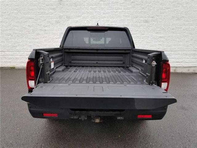 2018 Honda Ridgeline Black Edition (Stk: 18176) in Kingston - Image 9 of 30