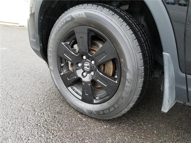 2018 Honda Ridgeline Black Edition (Stk: 18176) in Kingston - Image 10 of 30