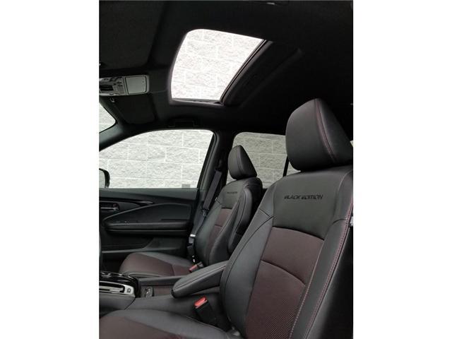 2018 Honda Ridgeline Black Edition (Stk: 18176) in Kingston - Image 13 of 30