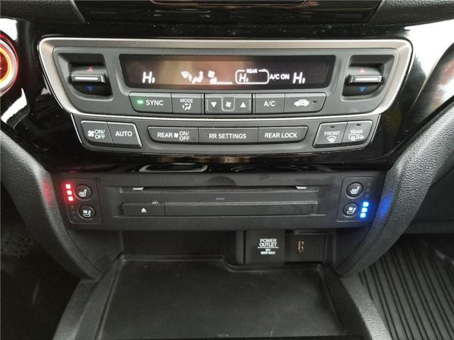 2018 Honda Ridgeline Black Edition (Stk: 18176) in Kingston - Image 24 of 30
