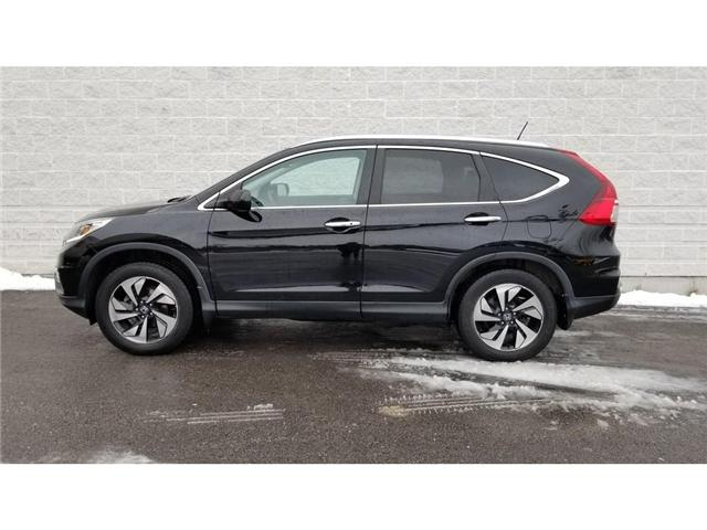 2015 Honda CR-V Touring (Stk: 18P206) in Kingston - Image 1 of 30
