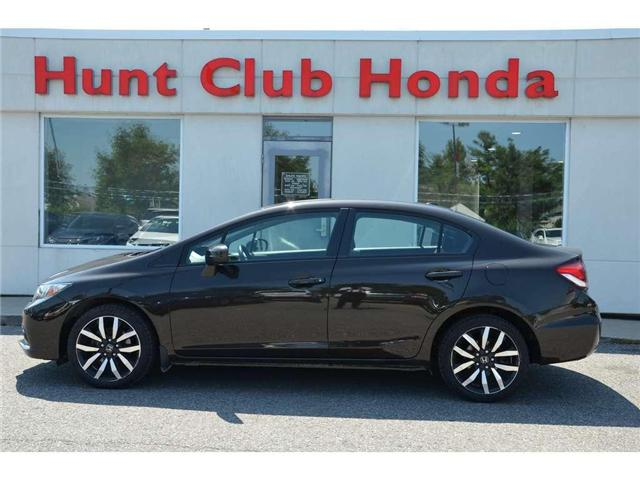 2014 Honda Civic Touring (Stk: 6837A) in Gloucester - Image 1 of 28