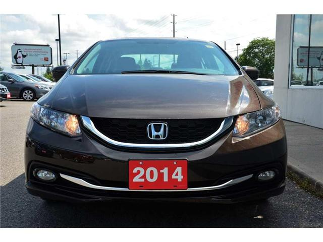 2014 Honda Civic Touring (Stk: 6837A) in Gloucester - Image 2 of 28
