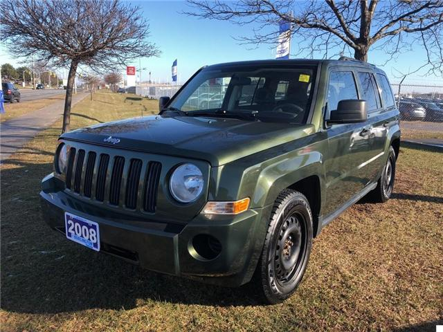 2008 Jeep Patriot Sport (Stk: 1679A) in Burlington - Image 1 of 5